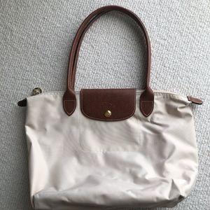 Longchamp folding tote bag